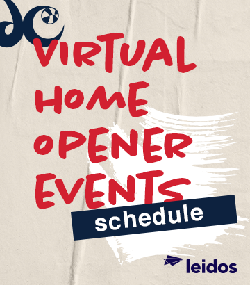 virtual home opener events